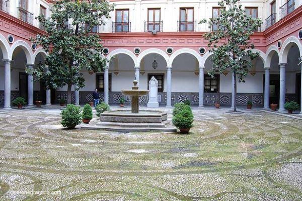GRANADA, Los Lugares de Isabel La Católica